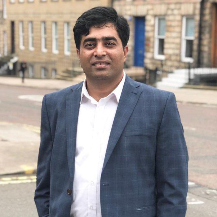 Zeeshan Zafar