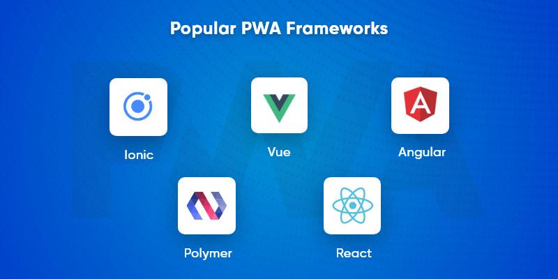 top web app frameworks