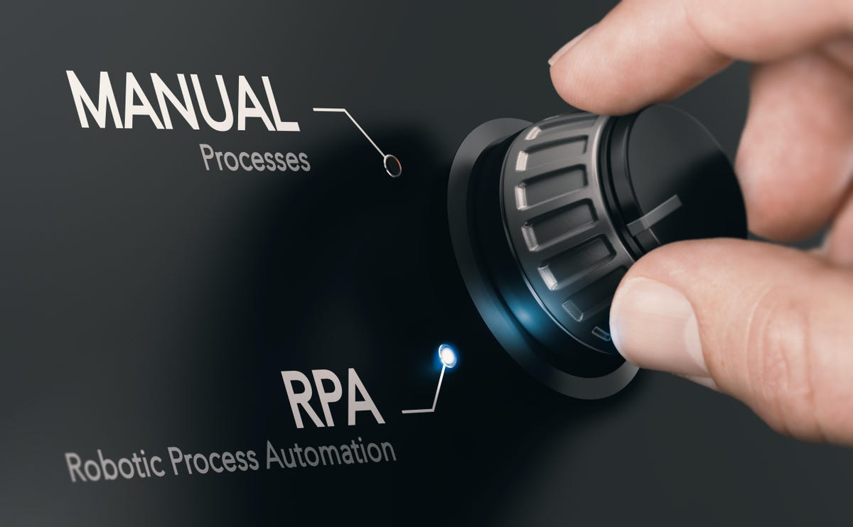 What are the benefits of RPA?