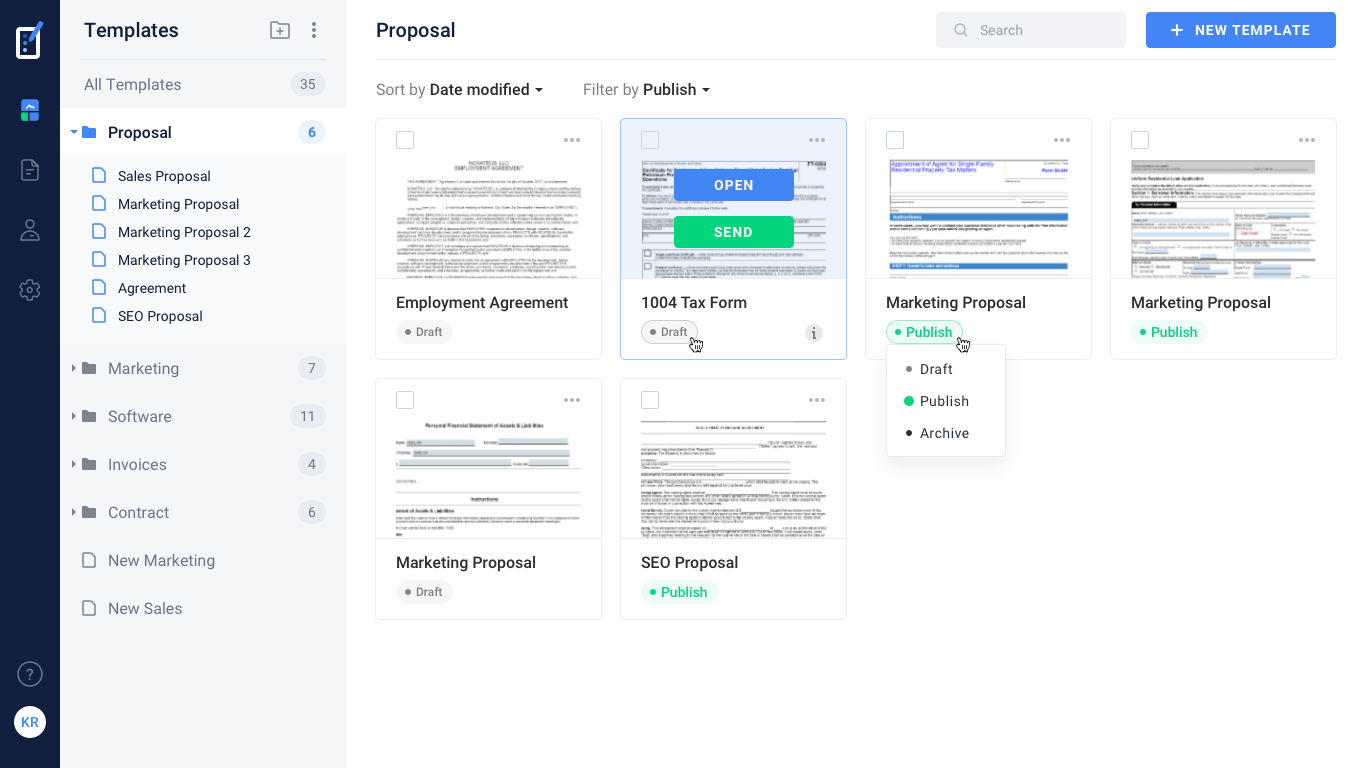 Forms Automation