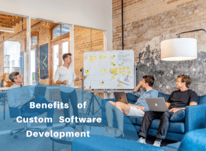 How custom software development benefits your business