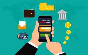 Banks using digital transactions management