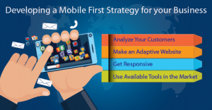 shifting to a mobile first technology