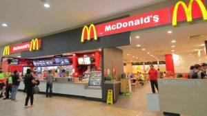 mcdonalds using crm
